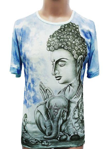 Camiseta Budha (ind)