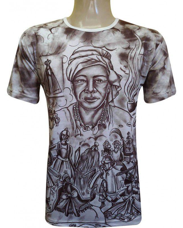 Camiseta Preta Velha