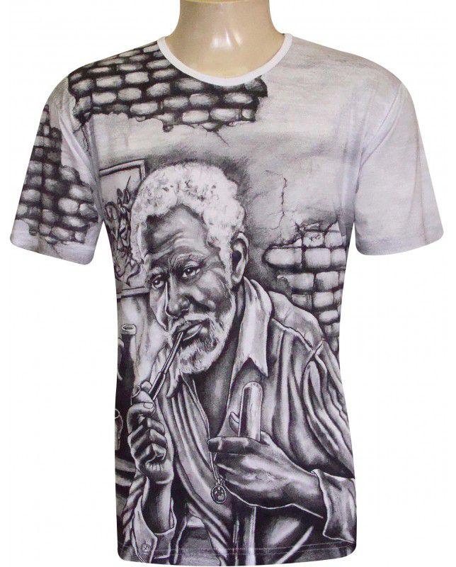 Camiseta Preto Velho