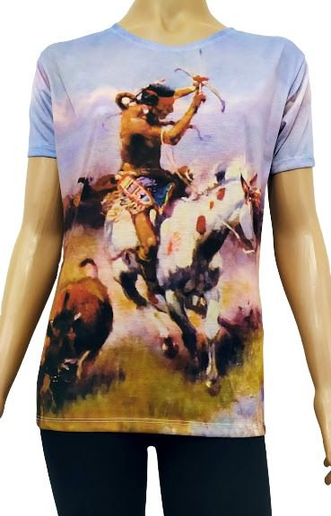 Camiseta Lakota