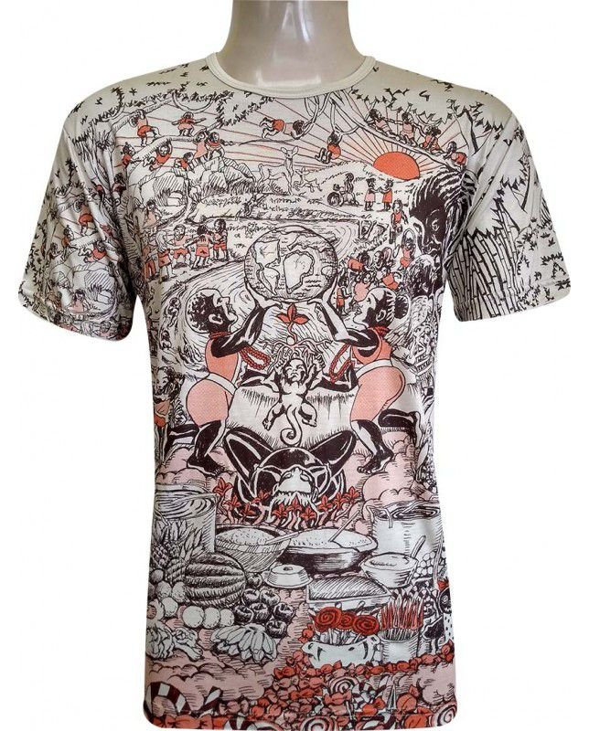 Camiseta Ibeji