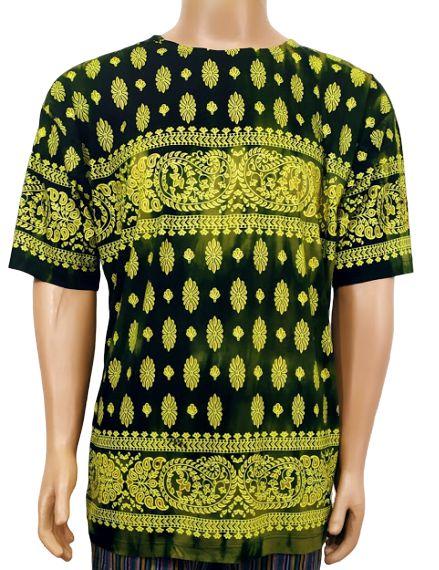 Camiseta Indiana Estampada GG