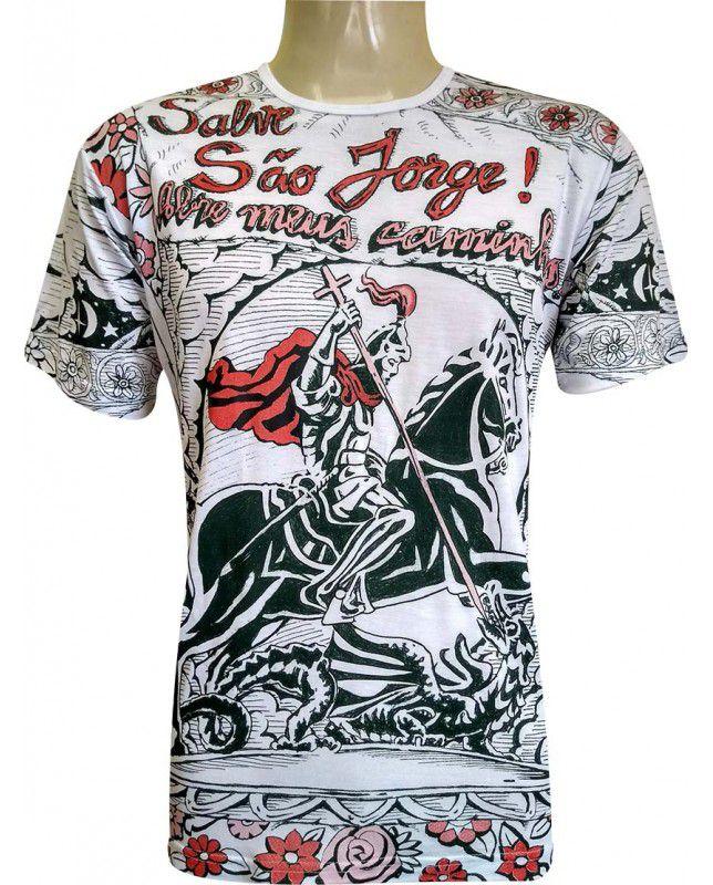 Camiseta São Jorge Estandart