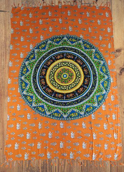 Canga Estampada Mandala