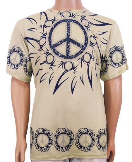 Camiseta Estampada M