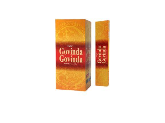 INCENSO NIKHIL GOVINDA GOVINDA