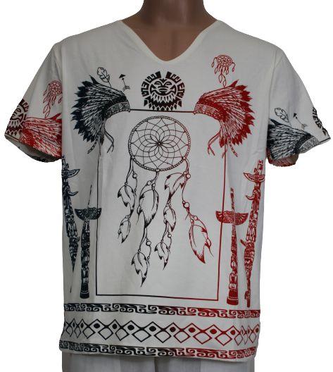 Camiseta Gola V Xamânica M
