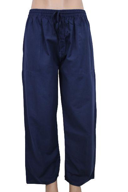 Calça Básica Azul Marinho