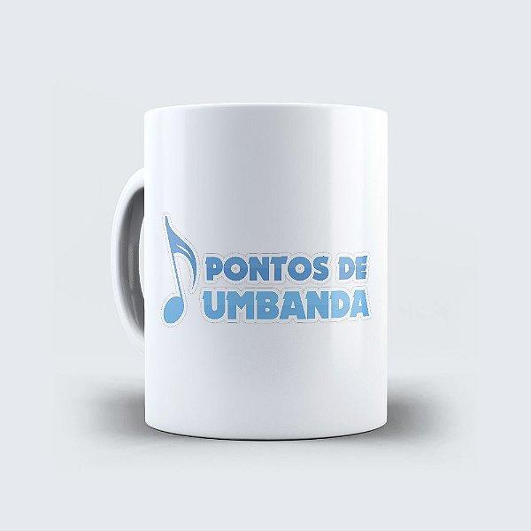 Caneca Pontos de Umbanda
