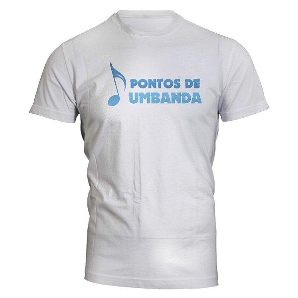 Camiseta Pontos de Umbanda