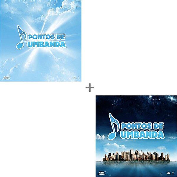 CD Pontos de Umbanda Vol. 1 + Vol. 2