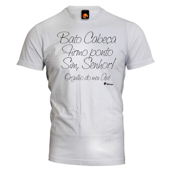 Camiseta Bato Cabeça