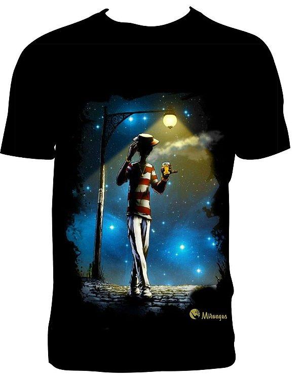 Camiseta Malandragem