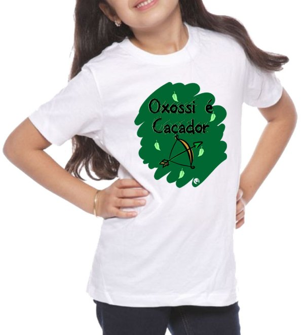 Camiseta Infantil - Oxossi