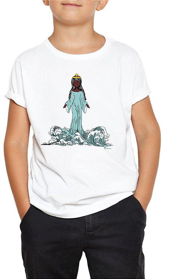 Camiseta Infantil - Iemanjá
