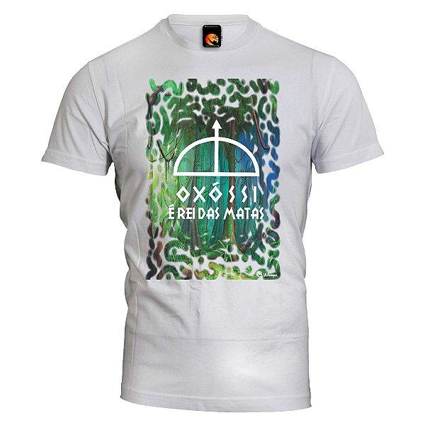 Camiseta Oxóssi - Rei das Matas