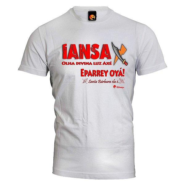 Camiseta Yansã - Divina Luz