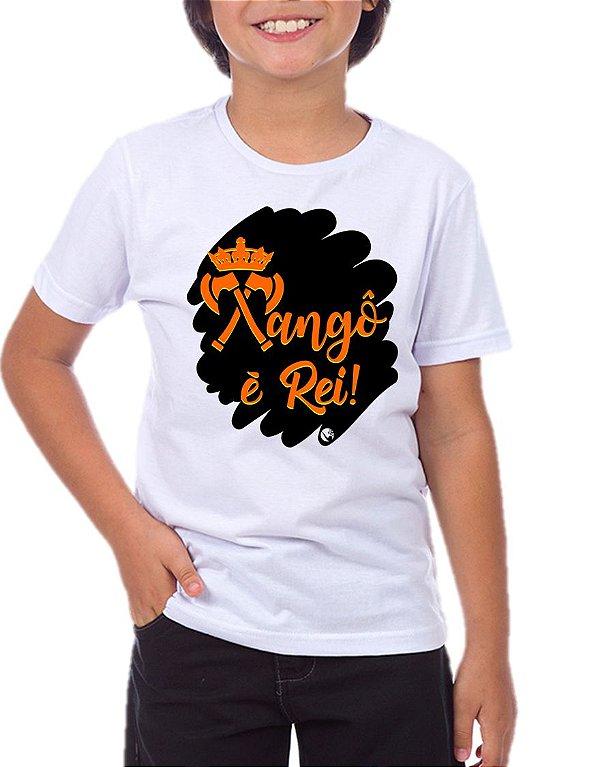 Camiseta Infantil - Xangô