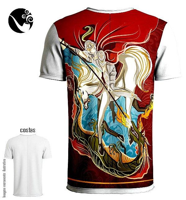 Camiseta Full - São Jorge