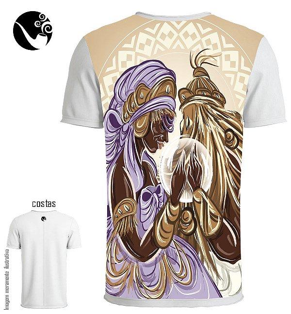 Camiseta Full Nanã e Omulu