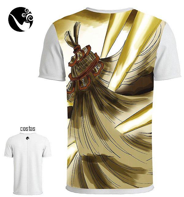 Camiseta Omulú - Palhas de Atotô