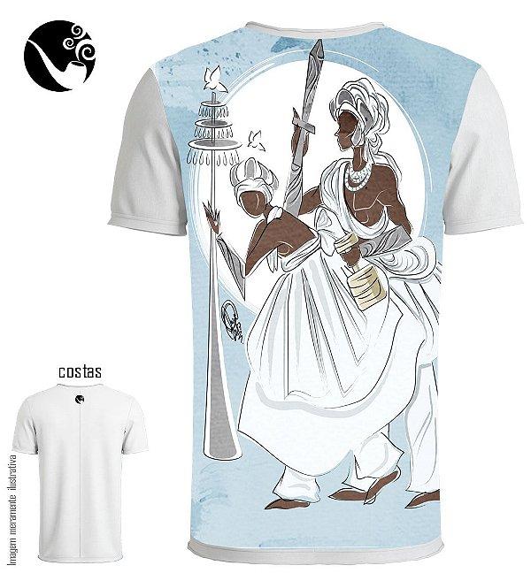 Camiseta Oxalá - Oxaguiã e Oxalufã