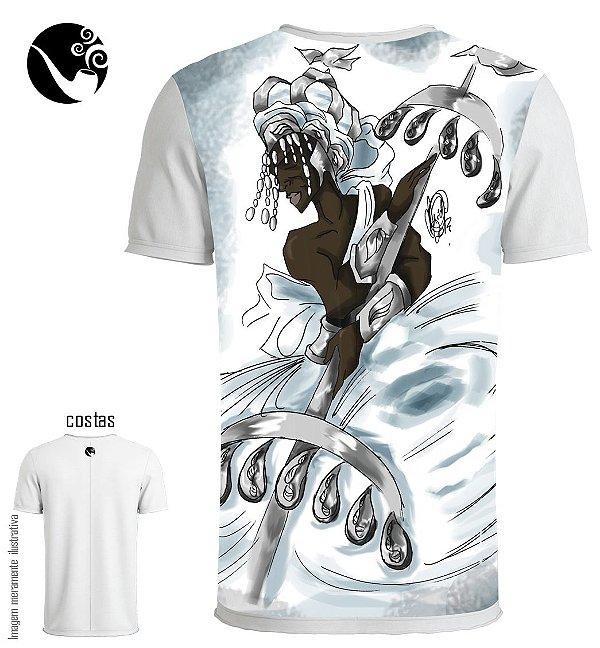 Camiseta Oxalufã - Energia Divina