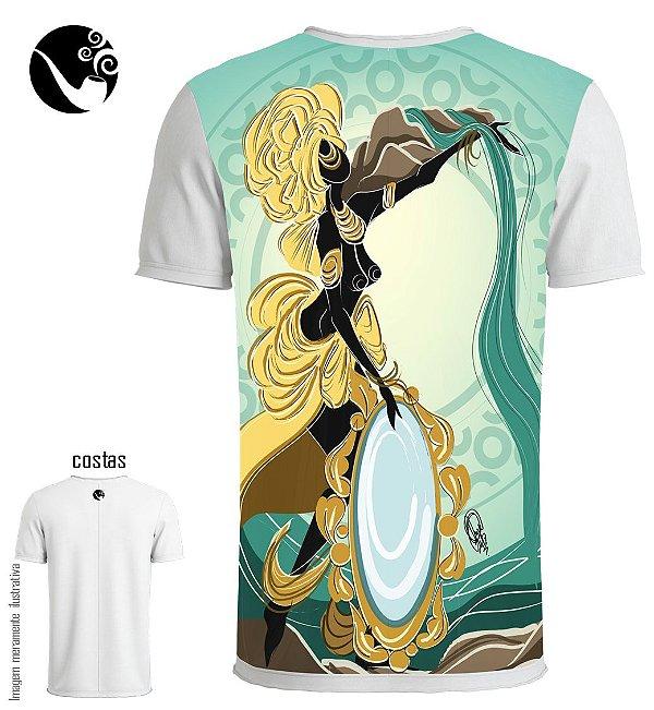 Camiseta Oxum - Balanço das Águas