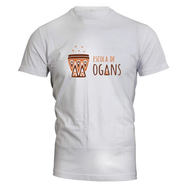Camiseta Escola de Ogans