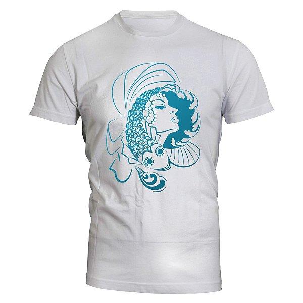 Camiseta Iemanjá - Peixe de Pérolas