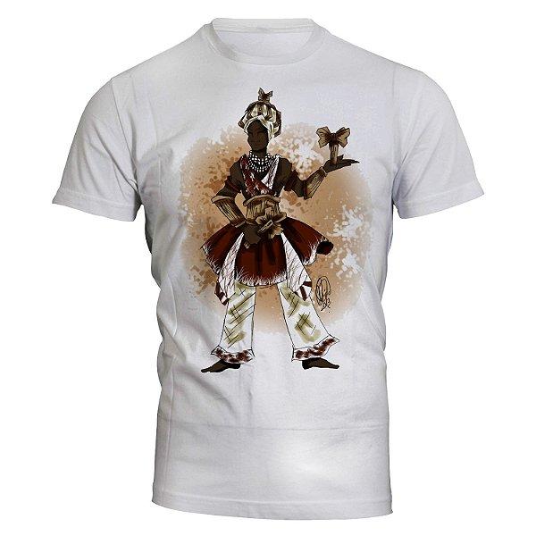 Camiseta Xangô - Kaô Cabecilê