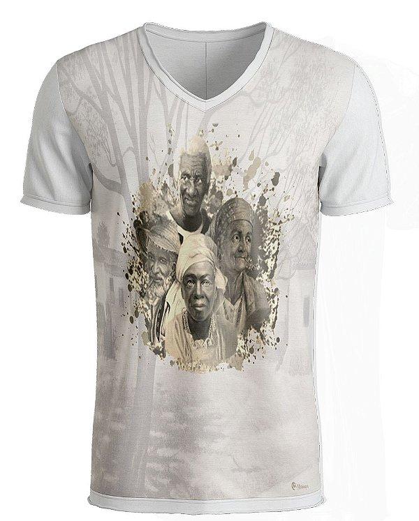 Camiseta Senzala de Preto-Velho