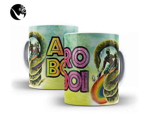 Caneca Arroboboi