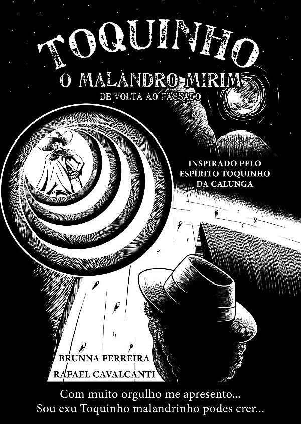 Livro Toquinho - O Malandro Mirim - Volume 2