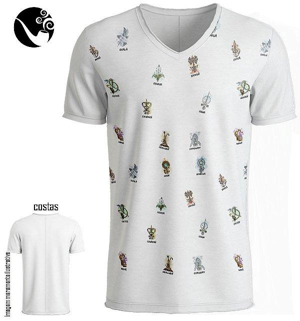 Camiseta Full Orixas