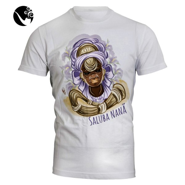 Camiseta Saluba Nanã