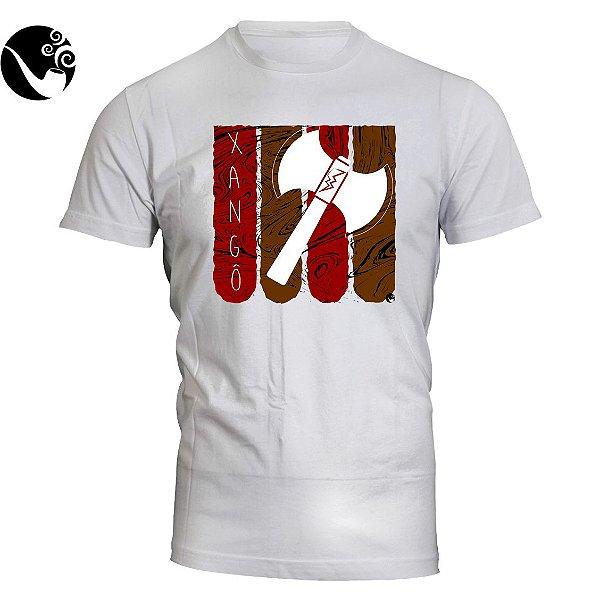 Camiseta Xangô Listras