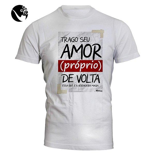 Camiseta Trago o seu Amor
