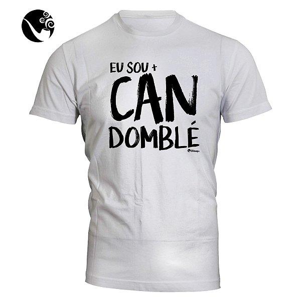 Camiseta Eu Sou mais Candomblé