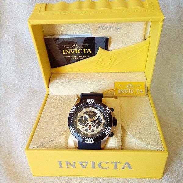 1e76c9b75ce Relógio Invicta Aviator 21739- Original - DIVINA BUTIK