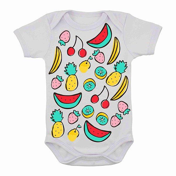 Body de Carnaval Tutti-Frutti