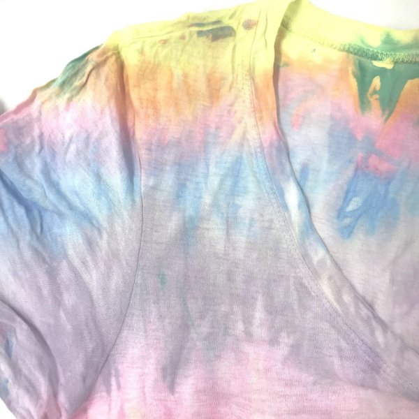 Camiseta Mãe Tie Dye