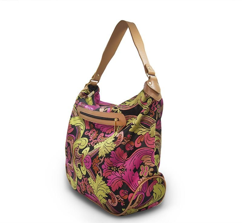 Hobo Bag Jacquard