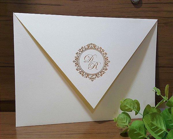Convite Casamento Moema