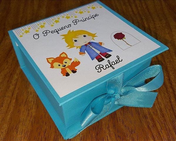 Convite Caixa Pequeno Principe