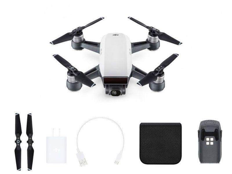 Drone Dji Spark White Alpine