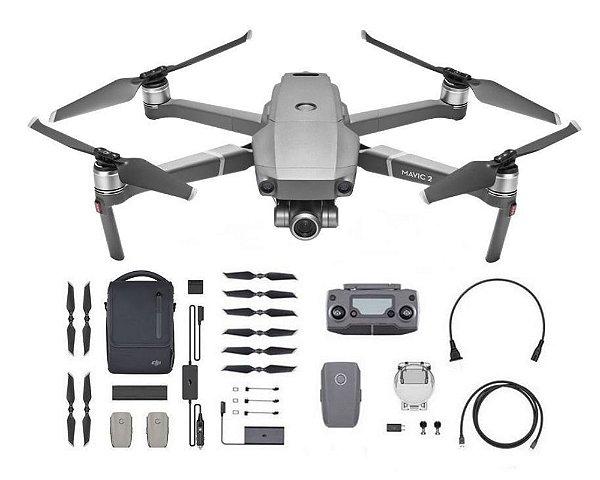 Drone Dji Mavic 2 Zoom Fly More Kit