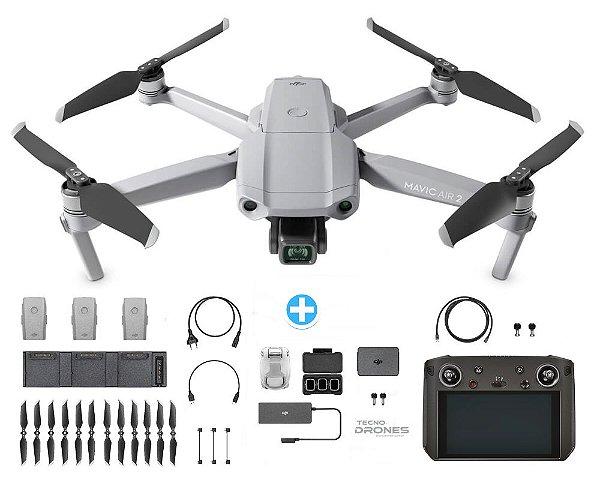 Drone Dji Mavic Air 2 Combo Com Smart Controller