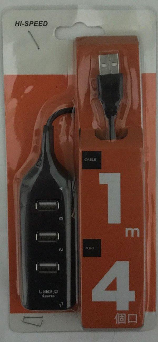 HUB USB MD9 4 Portas 2.0