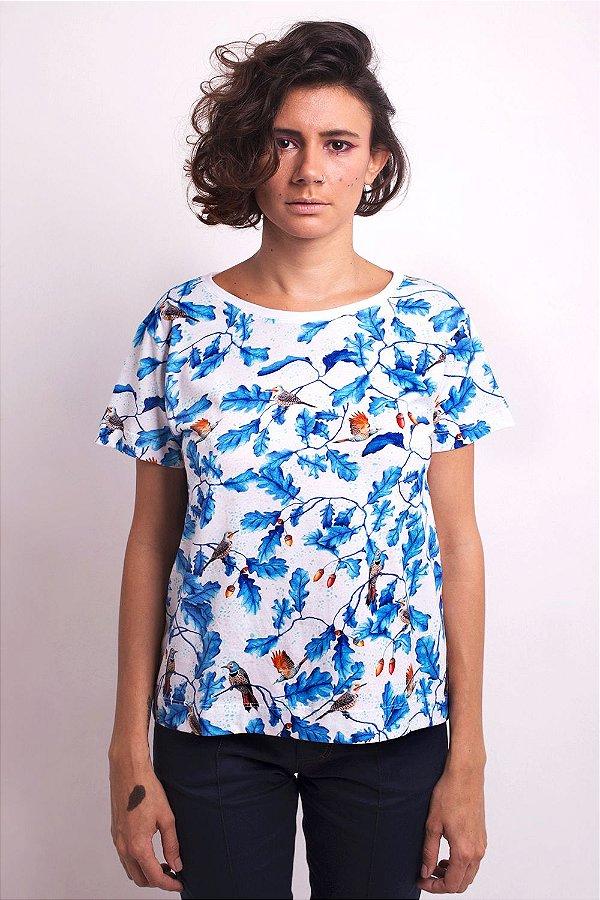 Camiseta Celeste Fagales